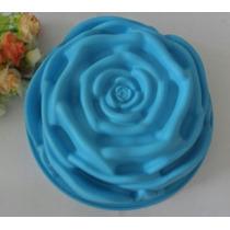 Molde De Silicona Con Forma De Rosa Ideal Para Tortas!