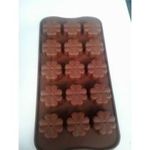 Molde De Silicona Para Chocolate, Bombones,