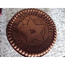 Molde Para Tortas Cookie!!! Silicona! Diseño!