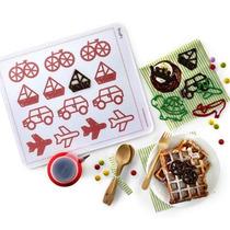 Kit Decomat Decopen Silicona Chocolate Reposteria Tapete