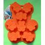 Molde Silicona Forma Osito Porcelana Bombones Jabones
