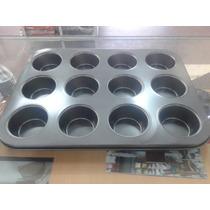 Molde Cupcakes X12 ,peque Gustos