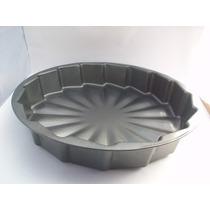 Molde Teflon Para Tortas , Porciones Marcadas!! 30 Cm Oferta