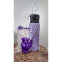 Equipo Set Equipo Matero Plastico Termoplast Con Azucarera