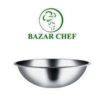Ensaladera Acero Inoxidable 24 Cm - Bazar Chef