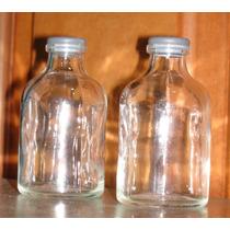Botellitas/frascos De Vidrio 50cc X Pack 25 Unidades