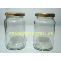 Frascos-envases Vidrio Amanecer 360 Cc X 40 Unidades