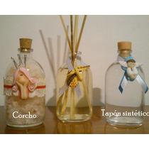 Envase Vial 120 Cc.vidrio-ideal Souvenirs, Difusores, Sales.