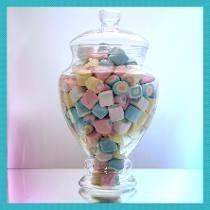 Frascos De Vidrio Con Tapa Caramelera Candy Bar