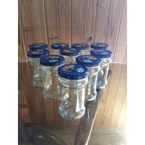 Frascos De Mermelada Reciclados Pack Por 10 Unidades