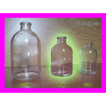 Envase Vial 50 Cc X 110 Vidrio Souvenirs Difusor Botellita