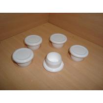 Tapon De Goma Antivuelco Para Botellas Tomate X 5 Unidades