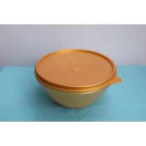 Tupperware - Bowl Maravilloso Dorado 500 Ml