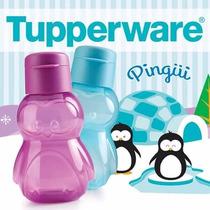 Botella Eco Kids Gussy-frogy 350ml Infantil Tupperware Ofert