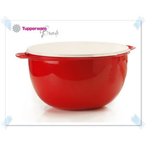 Bowl Creativa Rojo 10litros Tupperware