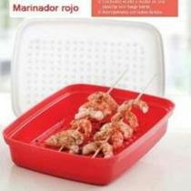 Tupperware - Original Marinador Color Rojo