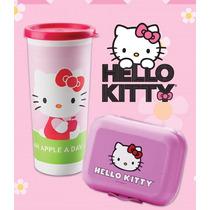 Tupperware - Set Vianda Hello Kitty - Hermoso!!