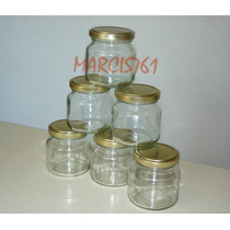 Frascos-envases Vidrio Amanecer 250 Cc X 40 Unidades