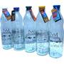 Botellas De Vidrio C/ Diseños De Milo Lockett -minijuegosnet