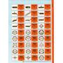 6 Inyectores Calft.thermico Para Piloto Art.04954/0