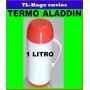 Termo 1 Lt Frio Calor Pico Matero - Aladdin - Tradición