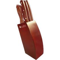 Cepo Cuchillos Para Cocina Trento De 6 Piezas, Microcentro