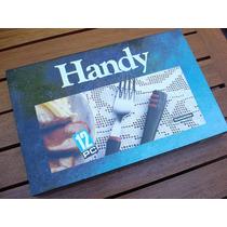Set De 6 Cuchillos Y 6 Tenedores Linea Handy - Tramontina