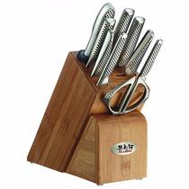 Set De Cuchillos Global Takashi De 10 Piezas - Trescubiertos