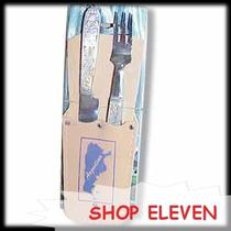 32 Jgo. De Cubiertos X2 Mango De Metal Shop Eleven Art 60006