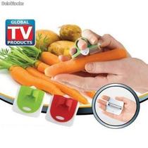 Excelente Utensilio Para Pelar Verduras Y Frutas
