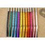 Pack 30 Bombillas De Colores Para Mates Souvenirs Bombillas