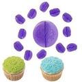 Set 14piezastexturizador Decora Cupcakes/galletas Wilton