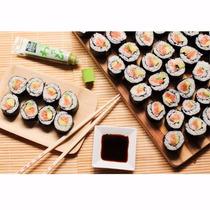 Sushi Maker Maquina P/hacer Rolls Y Forma Corazon 11 Piezas