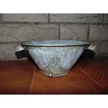 Antiguo Tamizador Cernidor Colador Harina