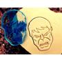 Cortante Para Galletitas Fondant Hulk Superheroes Cutter