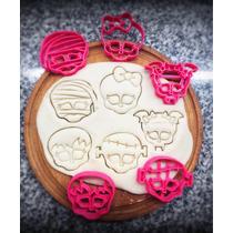 Cortantes 5cm Para Cupcakes (consultar Modelos Disponibles)