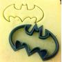 Cortante De Batman Para Galletitas Fondant Cutter Moldes