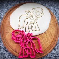 Cortantes Galletitas Little Pony