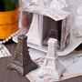 Salero Y Pimentero Torre Eiffel Paris Souvenier De Bodas