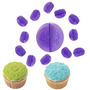 Kit De Decoracion De Cupcakes Fondant Simil Wilton 14 Pzas