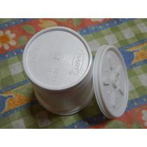 Vasos Descartables C/ Tapa Dart 240 Cc X 500 Unid