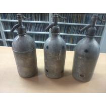 Sifones Cabeza De Plomo Con Pollera De Aluminio