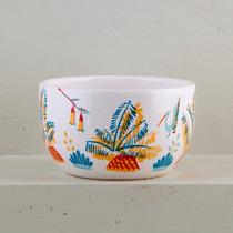 Bowls De Diseño De Cerámica Ilustrada (x2) | As