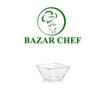 Crisa - Compotera Cuadrada 11 Cm - Bazar Chef