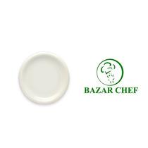 Ancers - Plato Postre Blanco - Bazar Chef