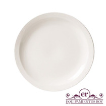 Plato Playo 27cm. Porcelana Oxford S/tsuji Verbano