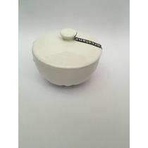 Azucarera Porcelana Blanca