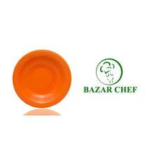 Ancers - Plato Hondo Orange - Bazar Chef