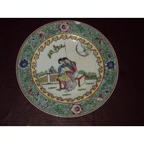 Plato Decorativo Origen Oriental Leer