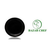 Ancers - Plato Hondo Black - Bazar Chef